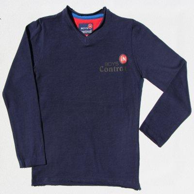 Afbeelding van Boys in Control 305 marine shirt blauw