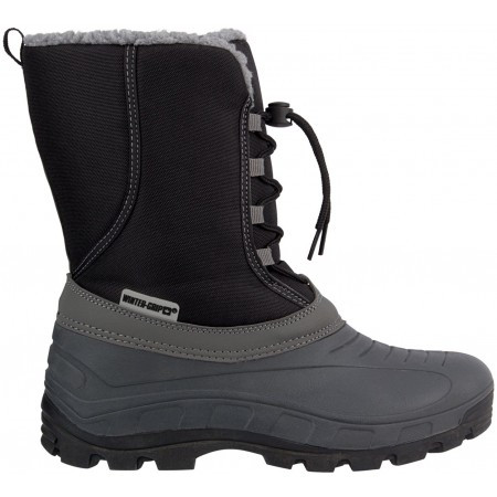 Winter-Grip Snowboot women frosty grijs-schoenmaat 39 40