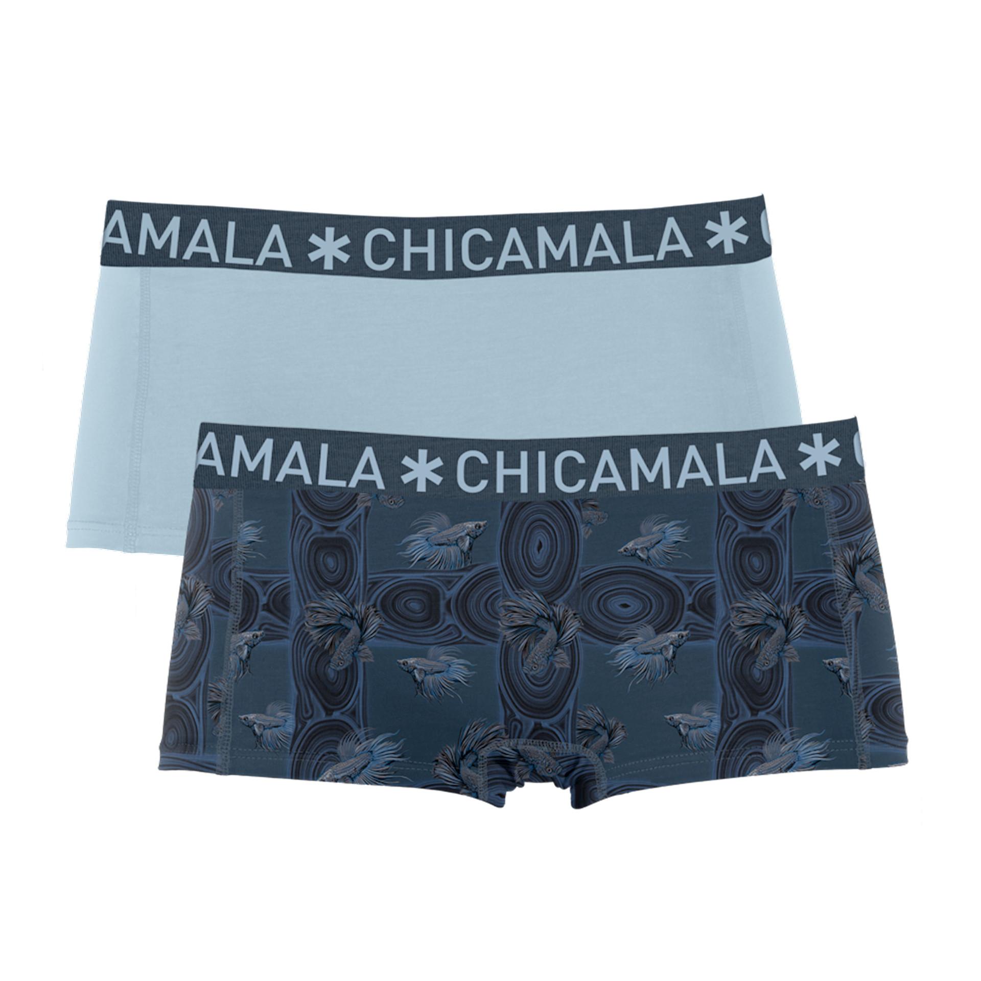 Muchachomalo Ladies 2-pack short agains the stream
