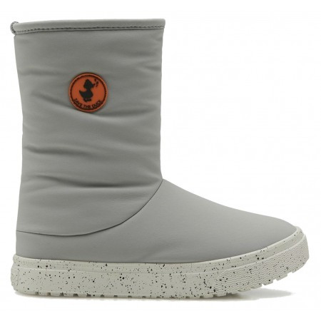 Save the Duck Snowboot women d104yw smegy shark grey-schoenmaat 36