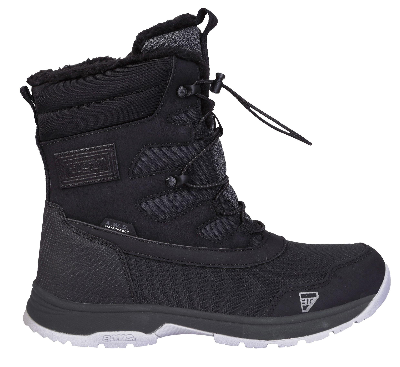Icepeak Snowboot men almonte black black-schoenmaat 41