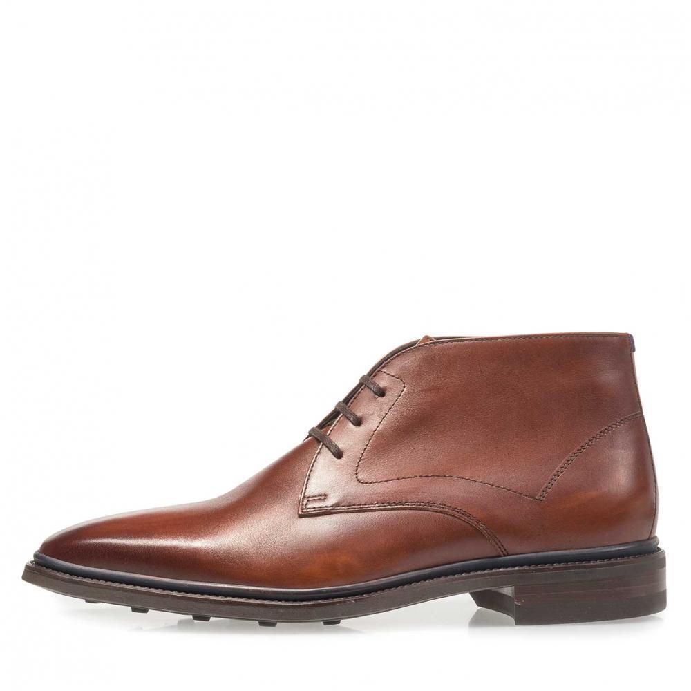 Floris Van Bommel Artikelnummer 10667/03 Sportief/Geklede Boots Cognac