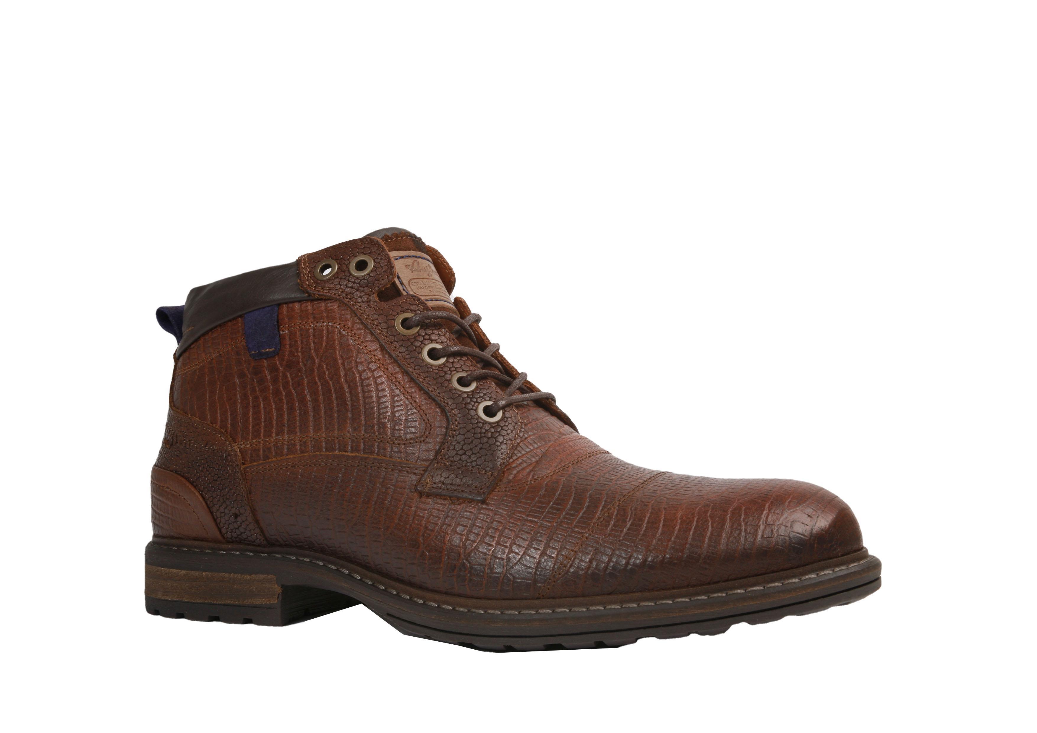 Australian Footwear Artikelnummer Montenero Sportief/Geklede Boots Cognac