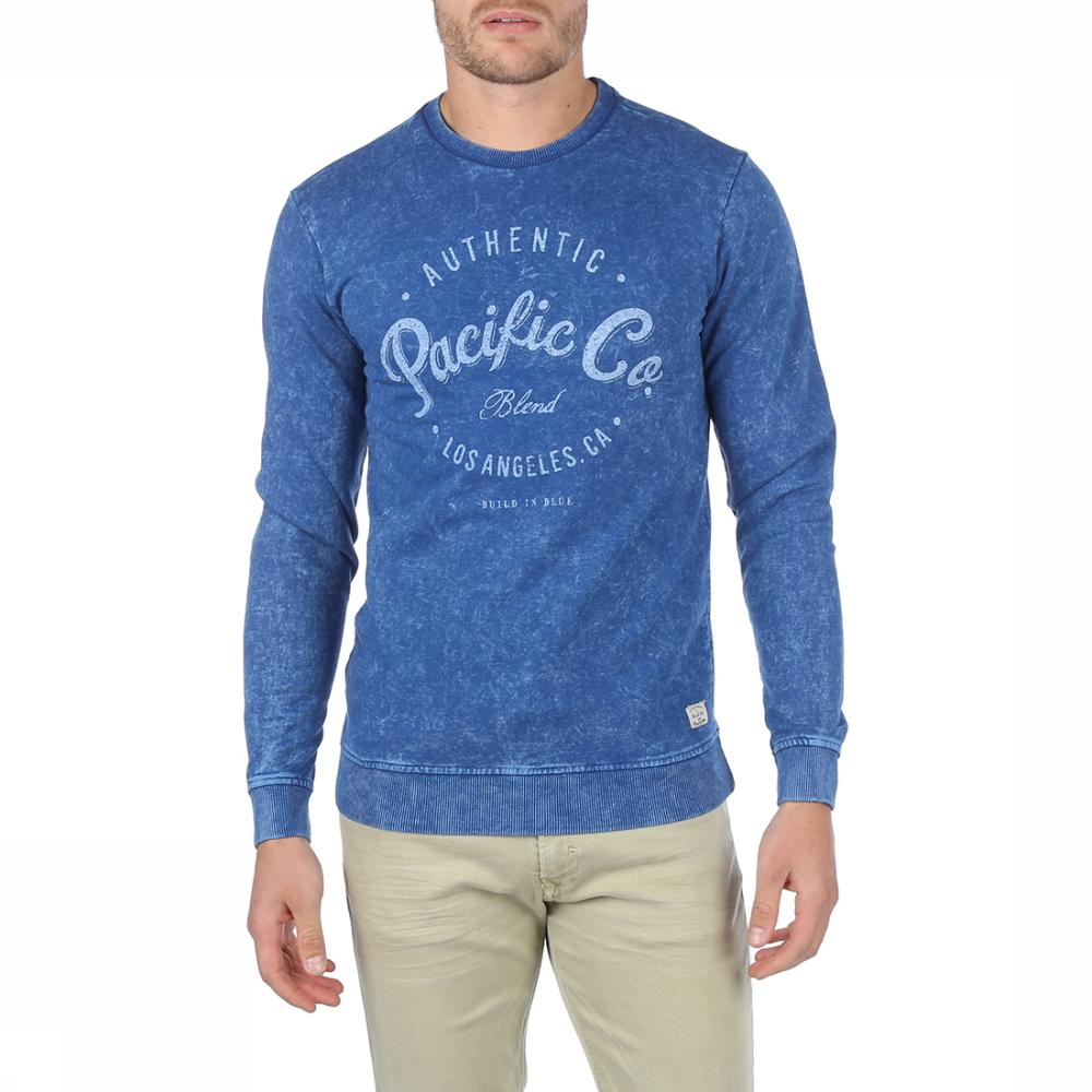 Afbeelding van Blend sweat jeans blauw