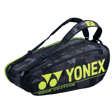 Yonex rackettas Pro Racket 96 liter 78 cm polyester zwart/geel online kopen
