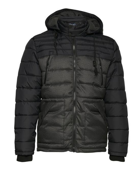 Afbeelding van Blend winterjas Blend zwart