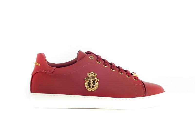 Afbeelding van Billionaire Heren sneakers rood