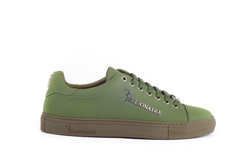 Afbeelding van Billionaire Heren sneakers groen