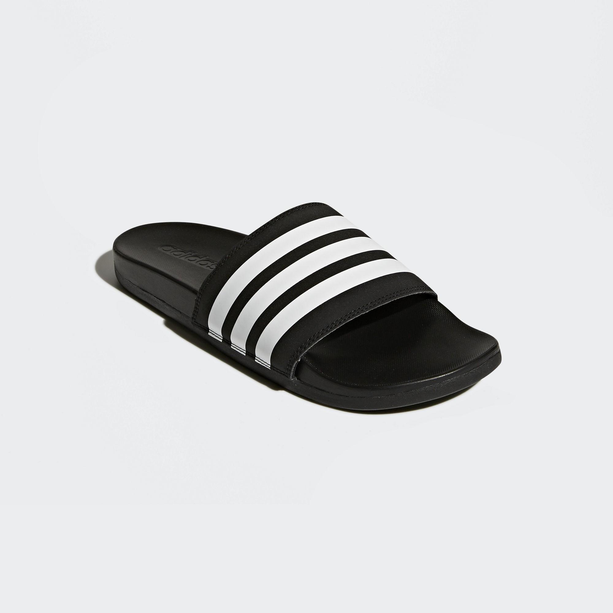 Afbeelding van Adidas Adilette comfort 038224 zwart