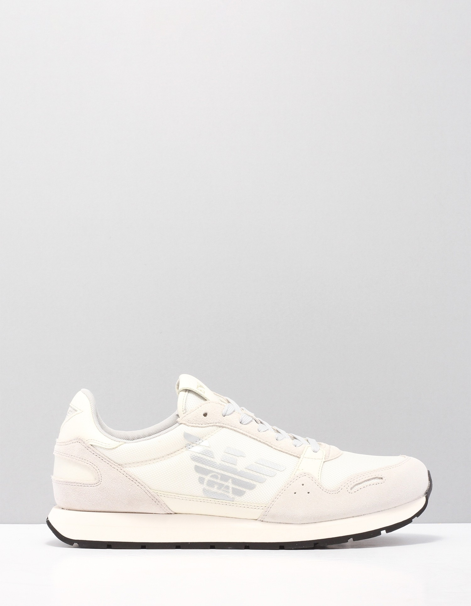 Afbeelding van Armani Jeans Sneakers wit