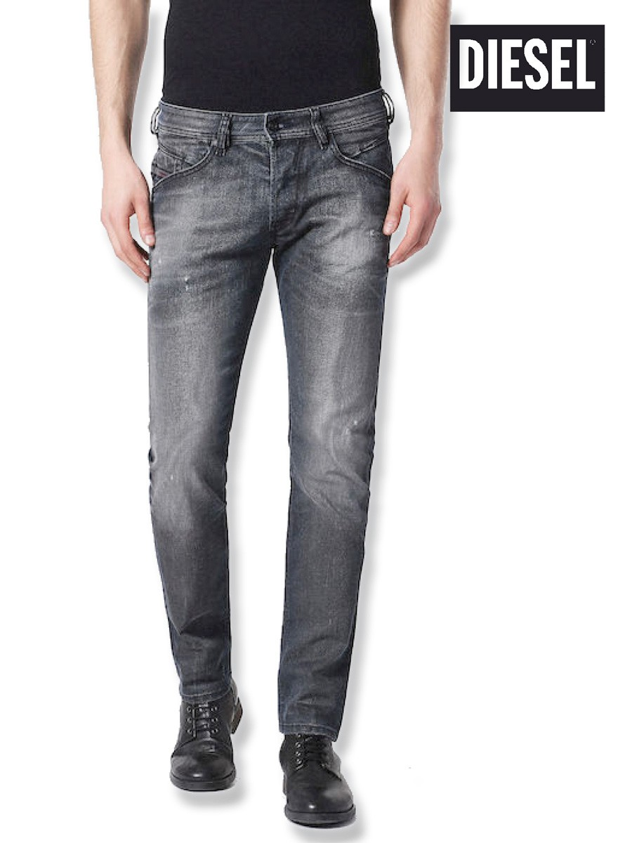 Afbeelding van Diesel Belther 684 jeans heren denim
