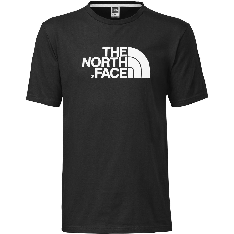 Afbeelding van The North Face New peak tee ss zwart