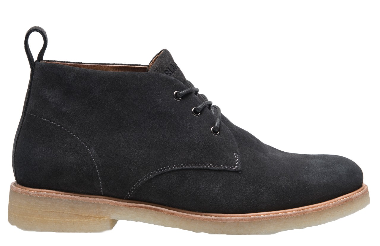 Afbeelding van Blackstone Casual schoenen blauw
