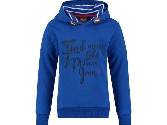 Afbeelding van Baker Bridge Hooded sweater kyrna blauw