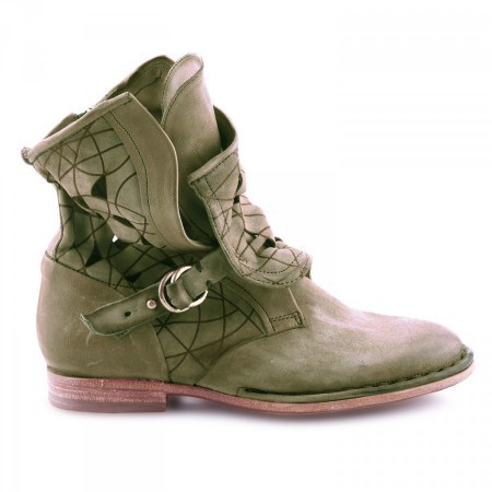 Afbeelding van A.S. 98 A.s. 98 airstep 639206 militare roze