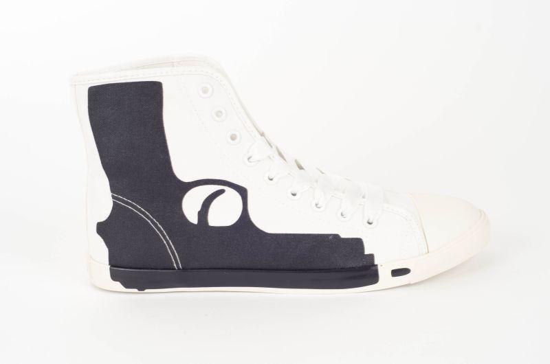 Afbeelding van Be & D Heren sneakers wit