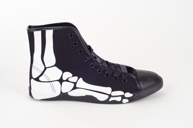 Afbeelding van Be & D Heren sneakers zwart