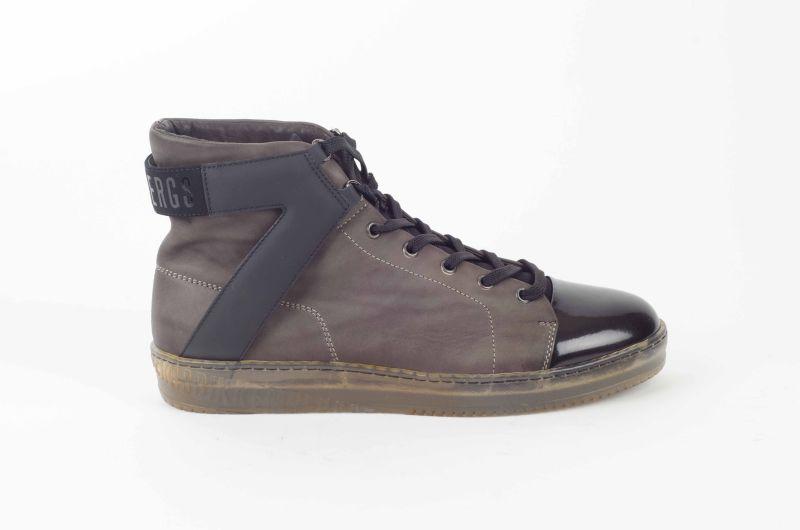 Afbeelding van Bikkembergs Heren sneakers bruin