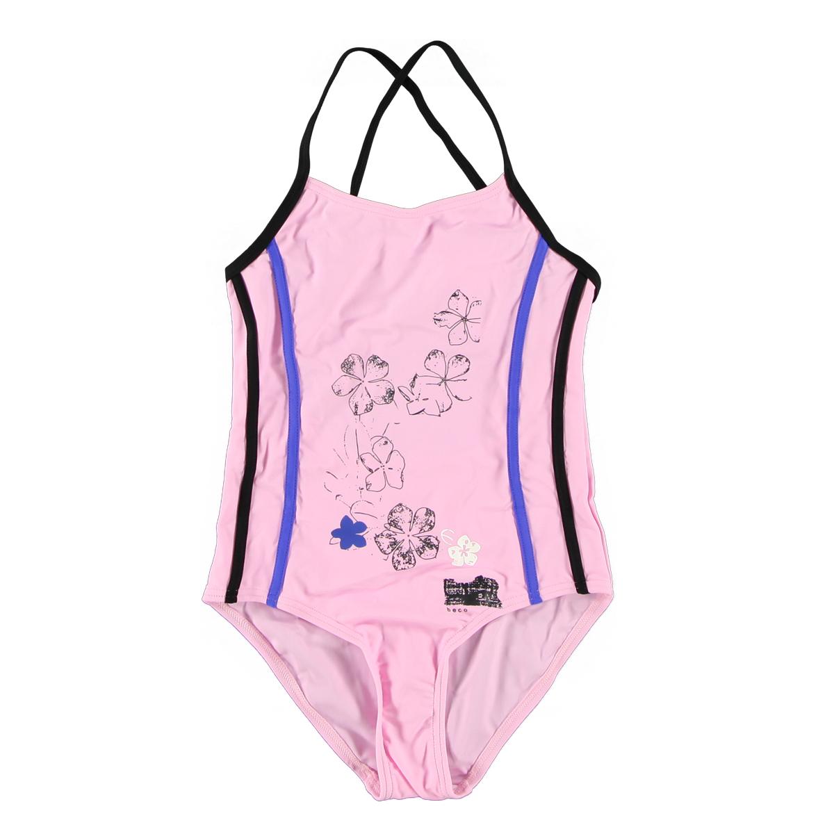 Afbeelding van Beco Badpak van in de kleur rose uv 50+ roze