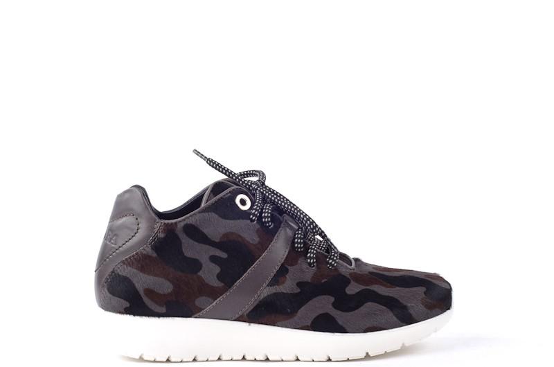 Afbeelding van Andia Fora Dames sneakers grijs