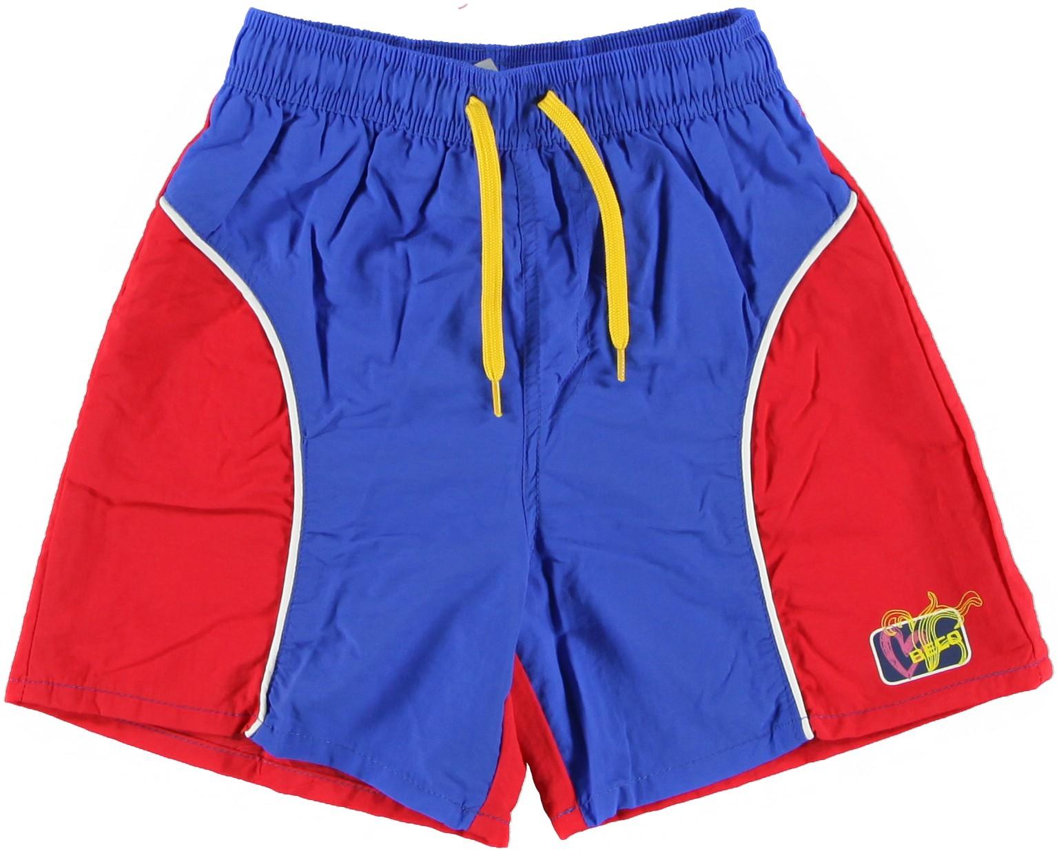 Afbeelding van Beco Rood / zwemshort kids met binnenbroekje blauw
