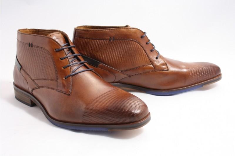Afbeelding van Australian 1381 crawley boots gekleed cognac