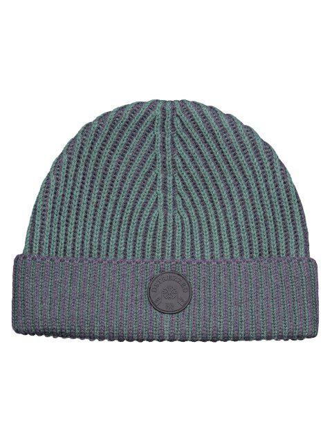 Afbeelding van Dstrezzed Beanie 2tone knit groen
