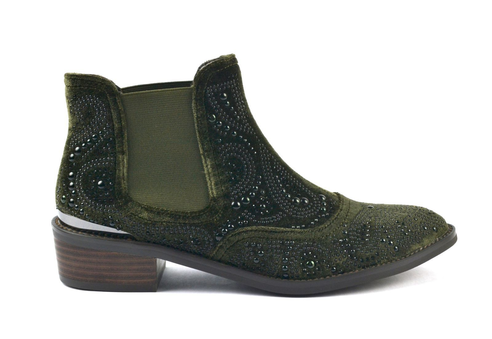 Afbeelding van Alma en Pena Boots groen