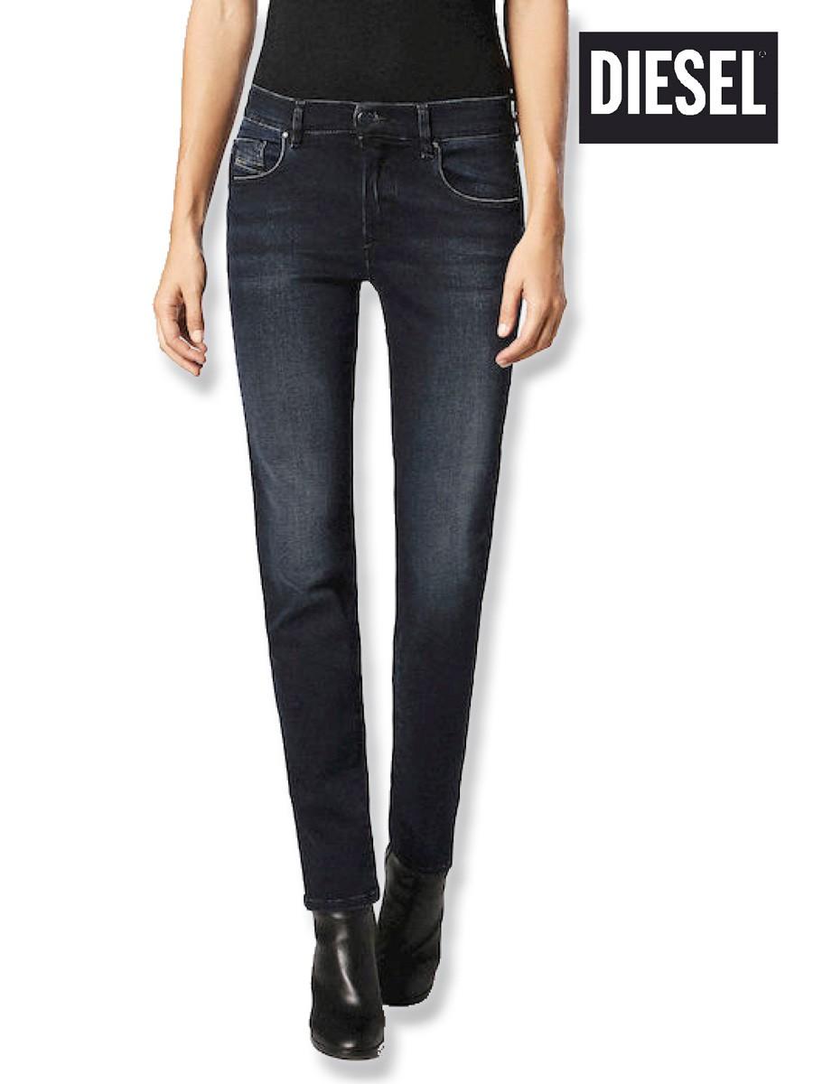 Afbeelding van Diesel Sandy 686 dames jeans denim