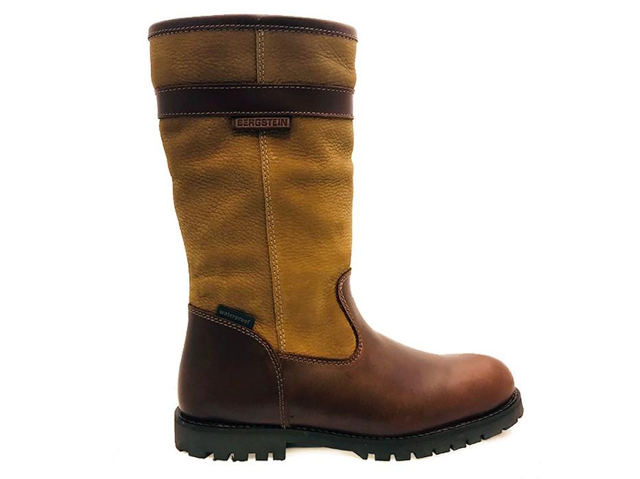 Afbeelding van Bergstein Outdoor laarzen norwich bruin