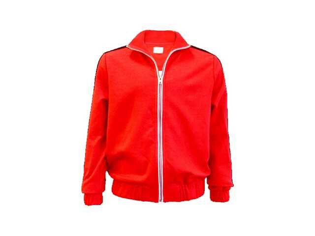 Afbeelding van Ai & Ko Trainingsjacket leiza rood