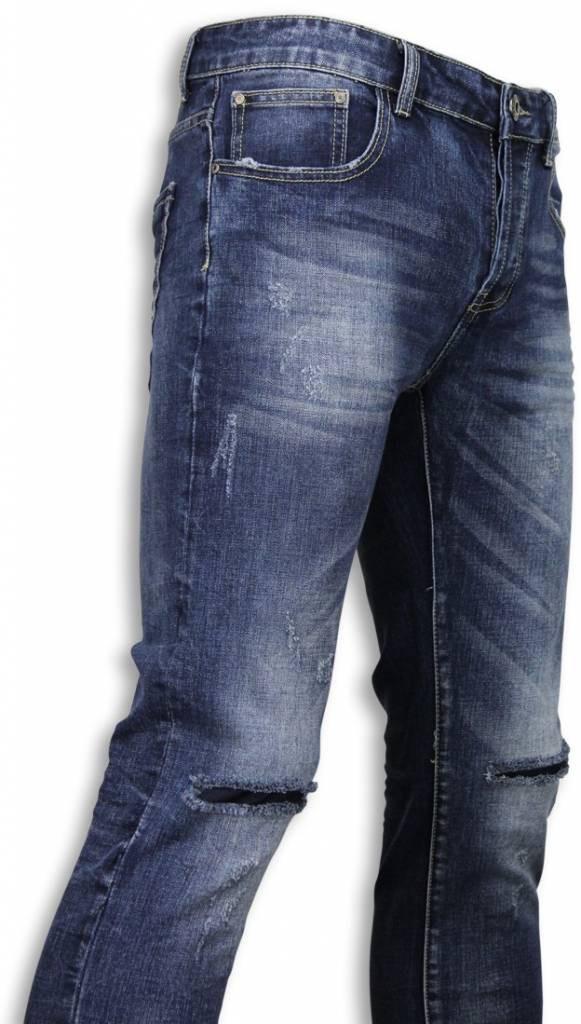 Afbeelding van Black Ace Basic jeans blauw