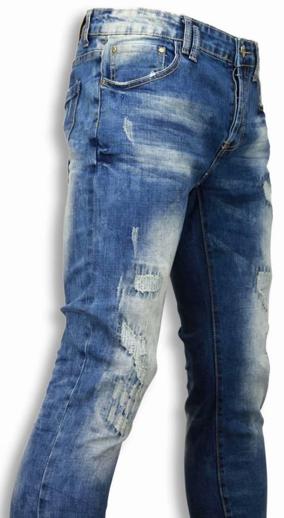 Afbeelding van Black Ace Exclusieve jeans blauw