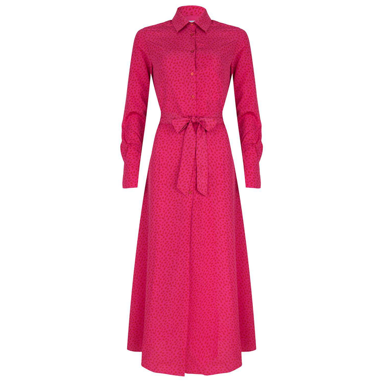 Afbeelding van Blake Seven Paris dress red rood