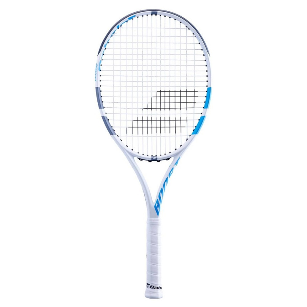 Afbeelding van Babolat Boost drive w strung 042232 wit