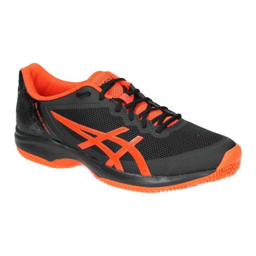Afbeelding van Asics Gel-court speed clay 041920 zwart