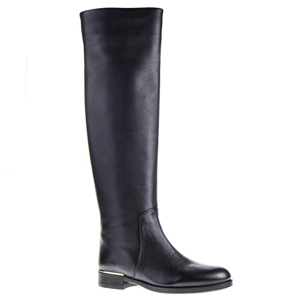 Afbeelding van Angelo Bervicato Dames laarzen zwart