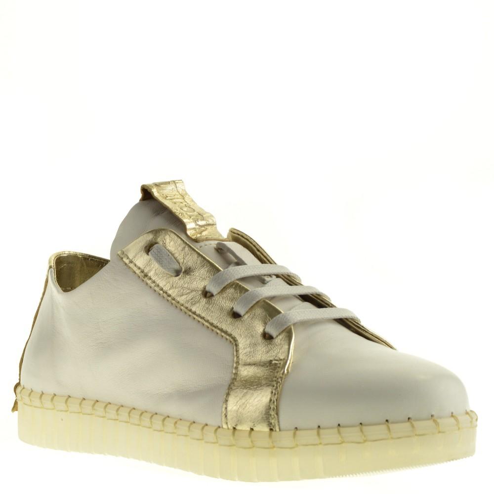 Afbeelding van Andia Fora Sneakers goud