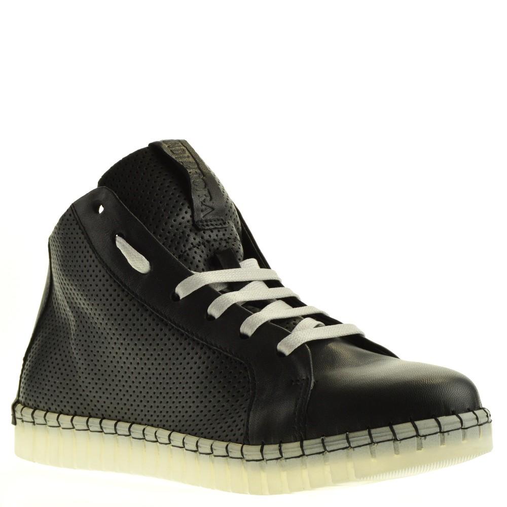 Afbeelding van Andia Fora Sneakers zwart