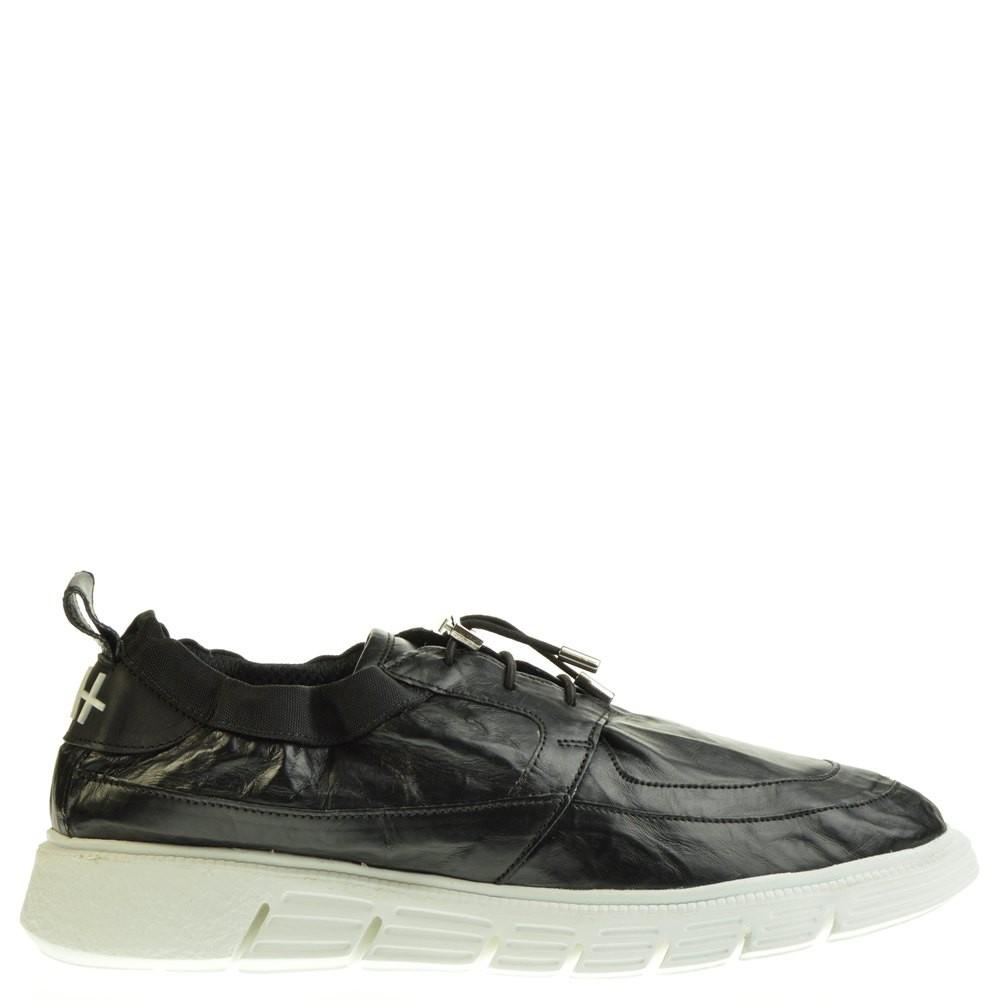 Afbeelding van Aplus Heren sneakers zwart