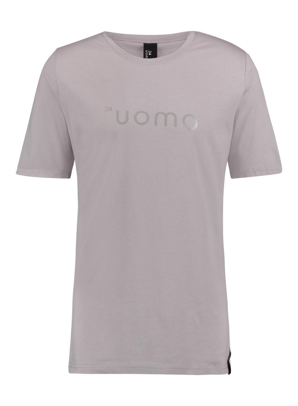 Afbeelding van 24UOMO 24 uomo my6 t-shirt – grijs
