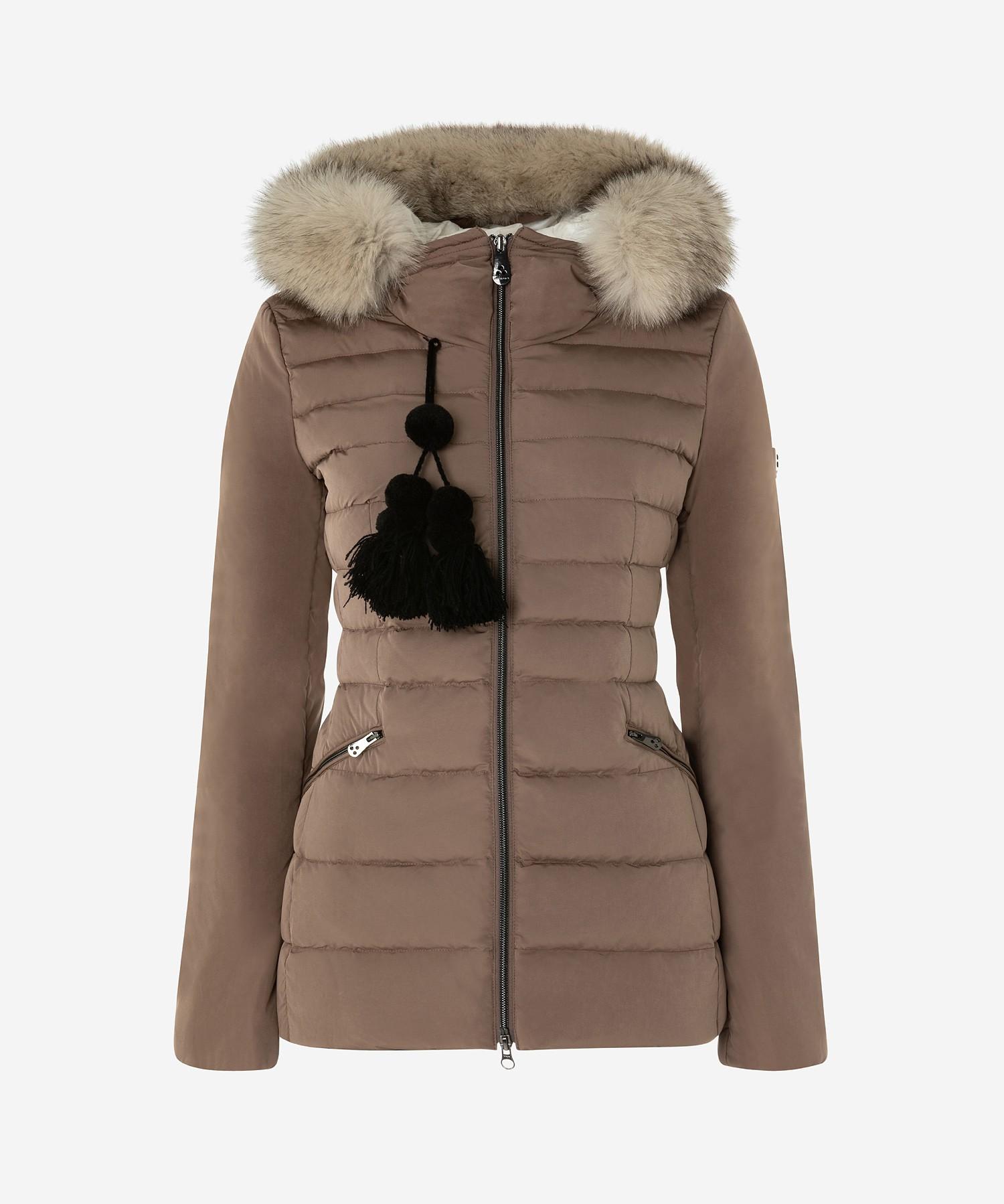 Afbeelding van Peuterey Peuterey m420 sport jacket turmalet 02 fur brons