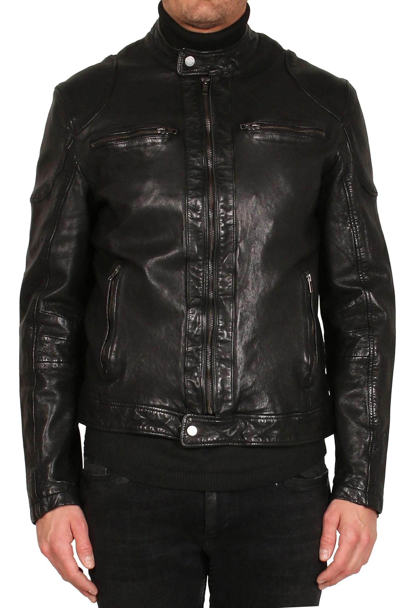 Afbeelding van Be Edgy Beanton jacket - zwart