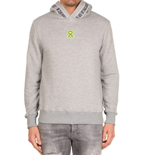 Afbeelding van Believe That Destination hoodie - grijs