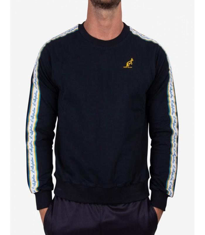 Afbeelding van Australian Pull felpa hoodie - blauw