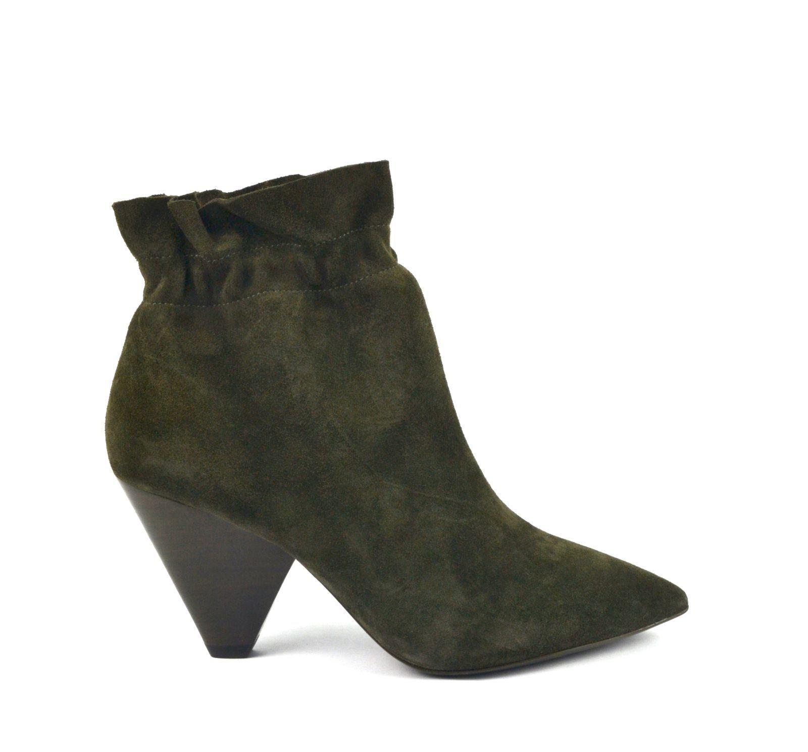 Afbeelding van Ash Korte laarzen groen