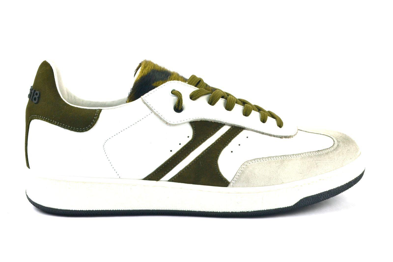 Afbeelding van AM318 Sneakers wit