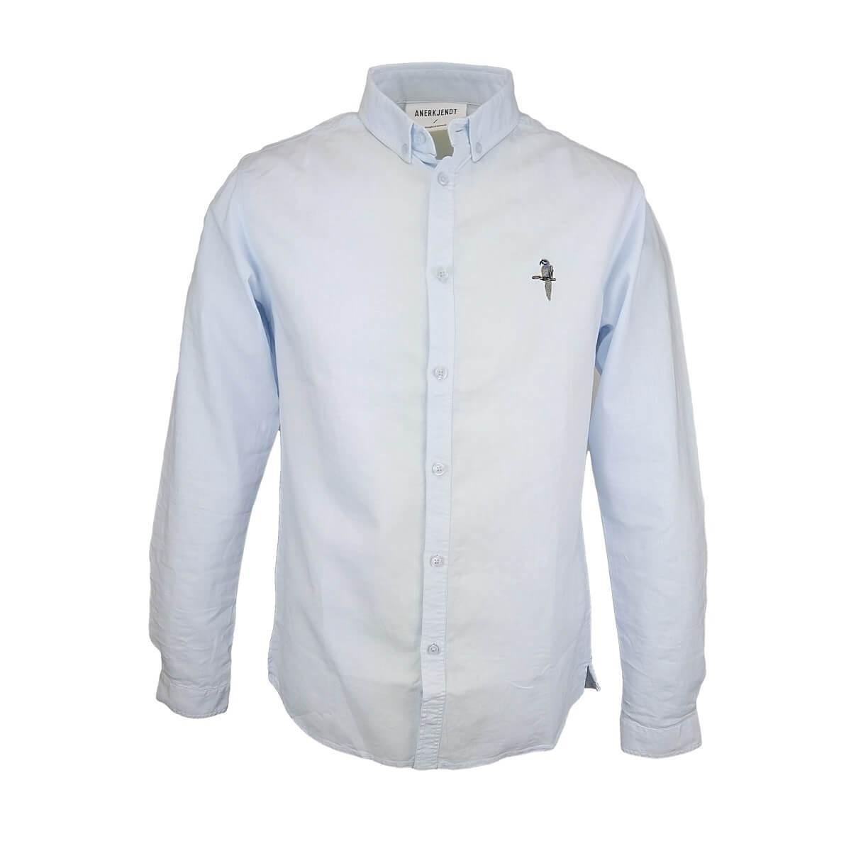 Afbeelding van Anerkjendt Early shirt blauw
