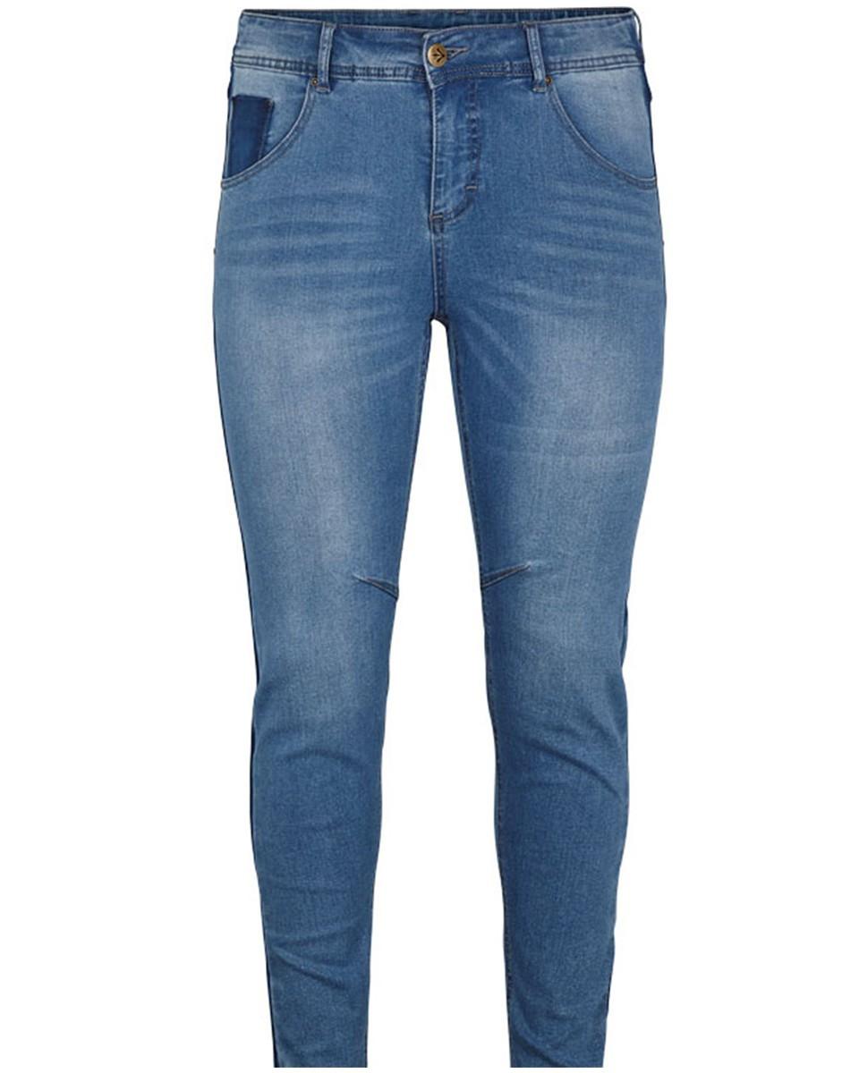Afbeelding van Adia + Jeans 791147 milan l72 blauw