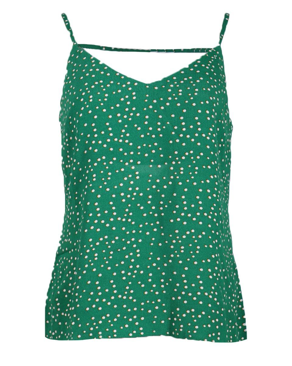 Afbeelding van Another Label Top d20/319003 serret groen